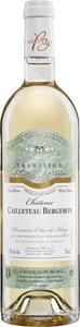 Château Cailleteau Bergeron 2015, Côtes De Blaye Bottle