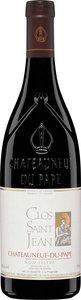 Clos St Jean Châteauneuf Du Pape 2013 Bottle