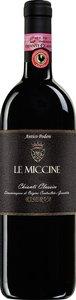 Le Miccine Riserva 2012 Bottle