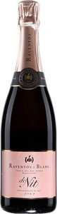 Raventos I Blanc De Nit Conca Del Riu Anoia 2014 Bottle