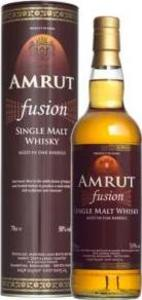 Amrut Fusion Whisky Single Malt, India (700ml) Bottle