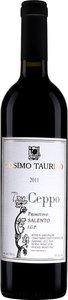 Taurino 7° Ceppo Salento 2011 Bottle