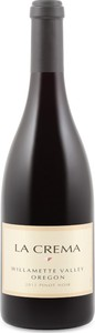 La Crema Pinot Noir Willamette Valley 2014 Bottle