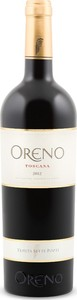Tenuta Sette Ponti Oreno 2013, Igt Toscana Bottle