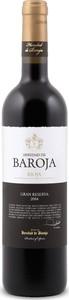 Heredad De Baroja Gran Reserva 2002, Doca Rioja Bottle