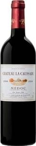 Château La Caussade 2010, Ac Médoc Bottle