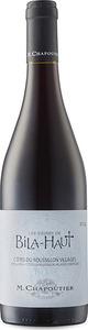 M. Chapoutier Les Vignes De Bila Haut Côtes Du Roussillon Villages 2015, Ac Bottle