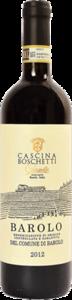 Cascina Boschetti Gomba Barolo 2012 Bottle