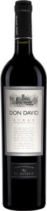 Don David Syrah Reserve 2014, Cafayate Bottle