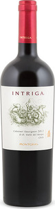 Intriga Cabernet Sauvignon 2012 Bottle