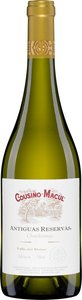 Cousiño Macul Antiguas Reservas Chardonnay 2015, Maipo Valley Bottle
