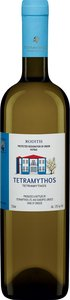 Domaine Tetramythos Roditis 2015, Pdo Patras Bottle