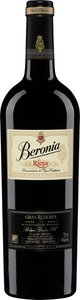 Beronia Gran Reserva 2008, Doca Rioja Bottle