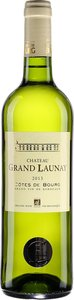 Château Grand Launay Sauvignon Gris 2015 Bottle