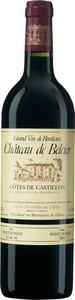 Château De Belcier 2010, Côtes De Castillon Bottle