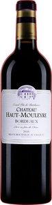 Château Haut Mouleyre 2010, Ac Bordeaux, élevé En Füts De Chène Bottle