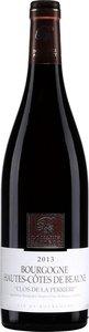 Domaine Parigot Bourgogne Hautes Côtes De Beaune Clos De La Perrière 2013 Bottle