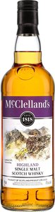 Mcclelland's Highland Single Malt Bottle