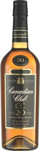 Canadian Club 20 Ans Bottle