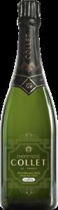 Champagne Collet Collection Privée Brut 2006 Bottle