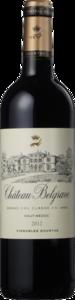 Château Belgrave Haut Médoc Grand Cru Classé 2012 Bottle