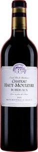 Château Haut Mouleyre 2011, Ac Bordeaux, élevé En Füts De Chène Bottle