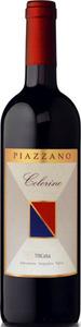 Piazzano Colorino 2011, Igt Toscana Bottle