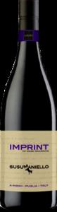 A Mano Imprint Susumaniello 2014 Bottle