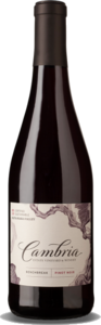 Cambria Benchbreak Pinot Noir 2013, Santa Barbara County Bottle
