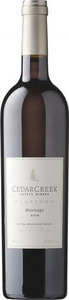 CedarCreek Platinum Meritage 2013, BC VQA Okanagan Valley Bottle