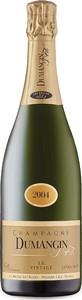 Dumangin Le Vintage Champagne 2004, Ac Bottle