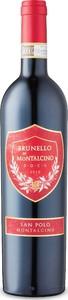 San Polo Brunello Di Montalcino 2010 Bottle