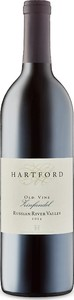 Hartford Zinfandel 2014, Russian River Valley, Sonoma County Bottle