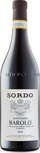 Sordo Monvigliero Barolo 2010, Docg Bottle