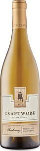 Craftwork Chardonnay 2014, Monterey County Bottle