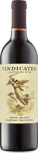 Vindicated Cabernet Sauvignon 2014, Napa Valley Bottle