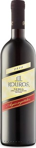 Kourtakis Kouros Red 2013, Ap Nemea Bottle