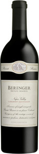 Beringer Private Reserve Cabernet Sauvignon 2012, Napa Valley Bottle