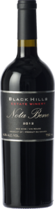 Black Hills Nota Bene 2013, BC VQA Okanagan Valley Bottle