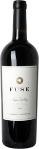Fuse Cabernet Sauvignon 2013, Napa Valley Bottle