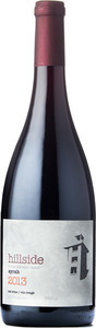Hillside Syrah 2014, BC VQA Okanagan Valley Bottle