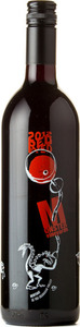 Monster Vineyards Red Eyed 2014, Okanagan Valley Bottle