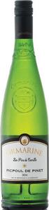 Ormarine Picpoul De Pinet Les Pins De Camille 2015, Ac Coteaux Du Languedoc Bottle