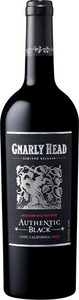 Gnarly Head Authentic Black 2013, Lodi Bottle