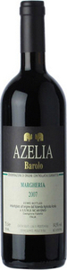 Azelia Margheria Barolo 2011 Bottle