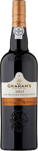 Graham's Late Bottled Vintage Port 2011, Douro Valley Bottle