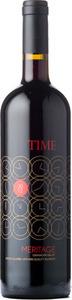Time Estate Winery Meritage 2011, BC VQA Okanagan Valley Bottle