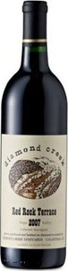 Diamond Creek Red Rock Terrace Cabernet Sauvignon 2012, Diamond Mountain District, Napa Valley Bottle