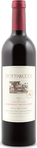 Spottswoode Estate Cabernet Sauvignon 2012, Napa Valley Bottle