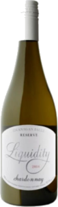Liquidity Reserve Chardonnay 2014 Bottle